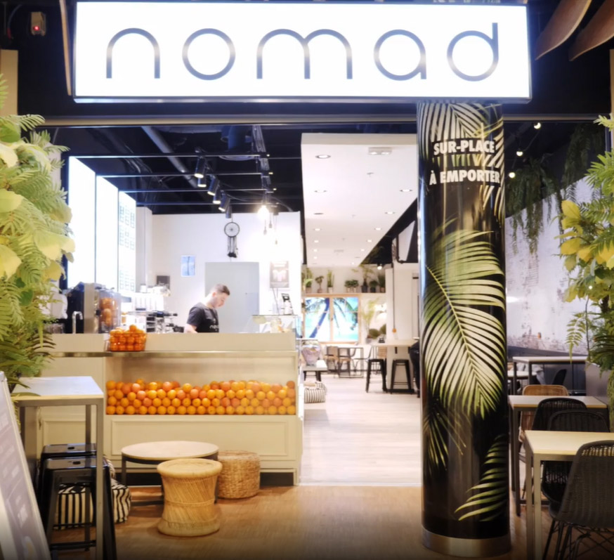 BOUTIQUE NOMAD FOOD
